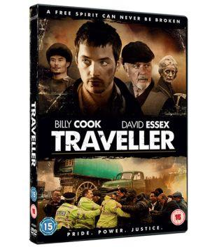 Traveller DVD cover