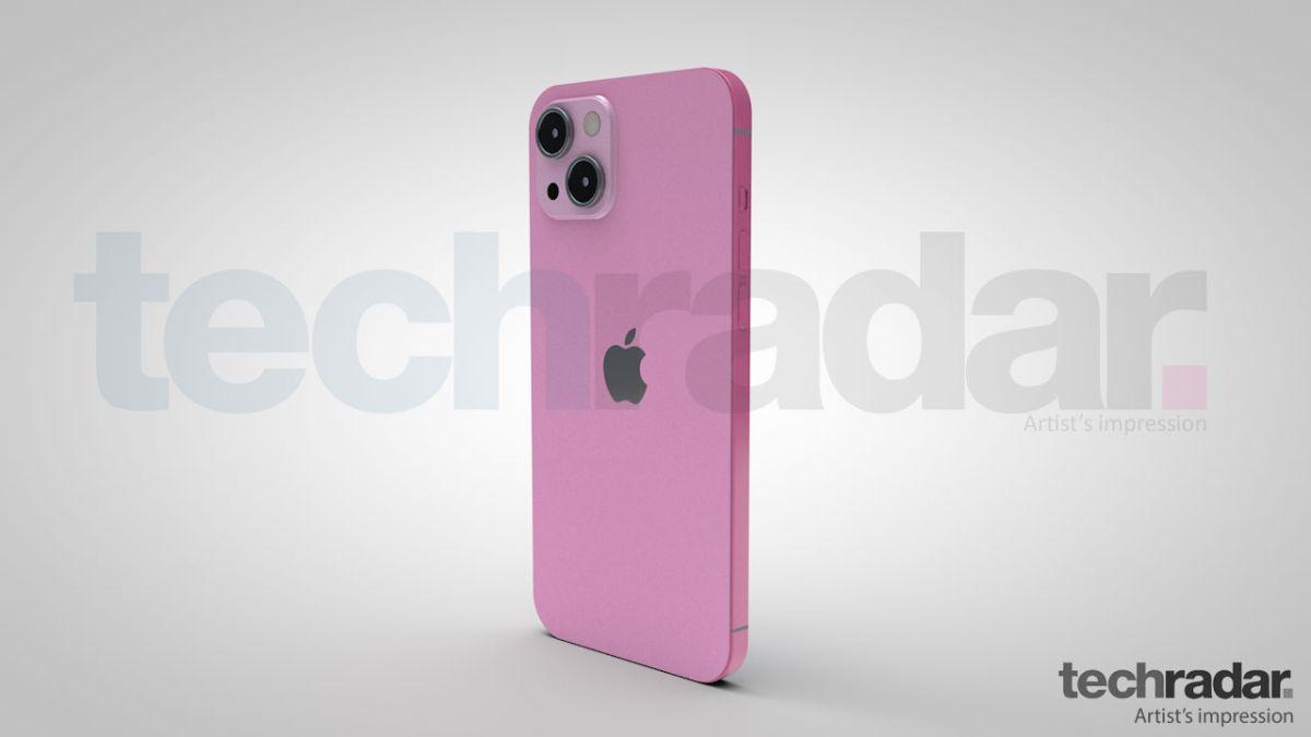 iPhone 13 Pro kan ha läckt ut i en roséguld-färg, men vi är inte säkra på att det är äkta