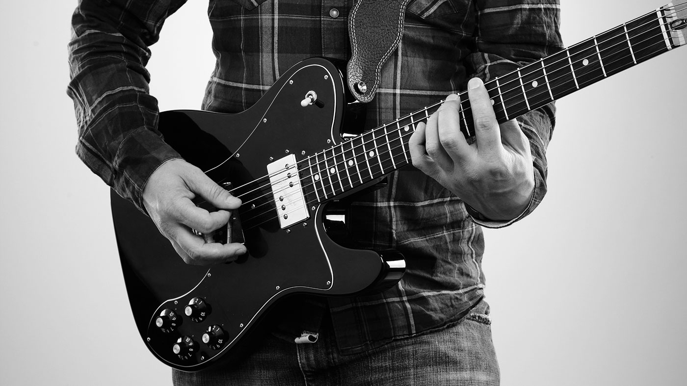 Easy guitar theory: major scale