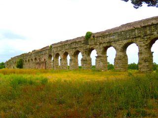 aqueduct Roma Vecchia