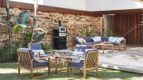 Bunnings Outdoor Furniture, Outdoor Seating Furniture Bunnings