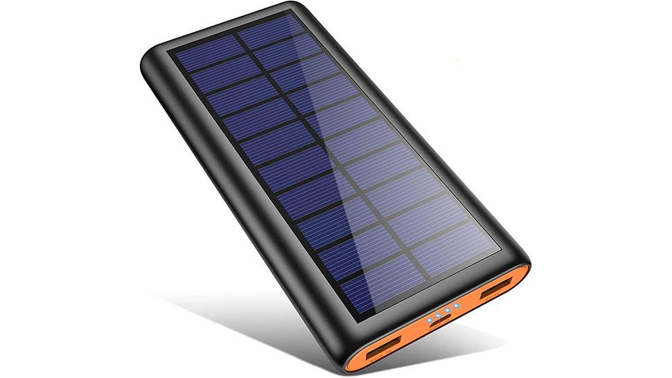 Kilponen Solar Power Bank, 26800mAh
