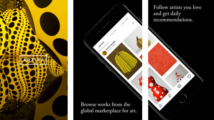 5 apps that are shaking up the art market