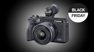 $899 for Canon EOS M6 II + lens + EVF! Crazy Black Friday deal