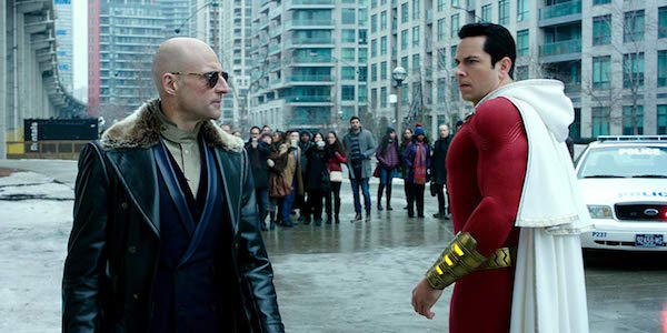 Shazam and Doctor Sivana