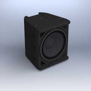 One Systems 118IM-Subwoofer