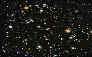 Hubble Ultra Deep Field 2014 - 1920