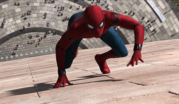 Spider-Man Homecoming Washington Monument