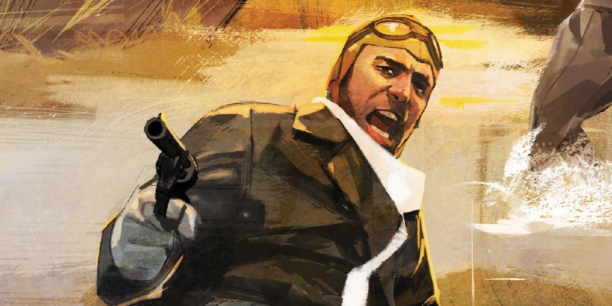 Phantom Eagle from Marvel Comics