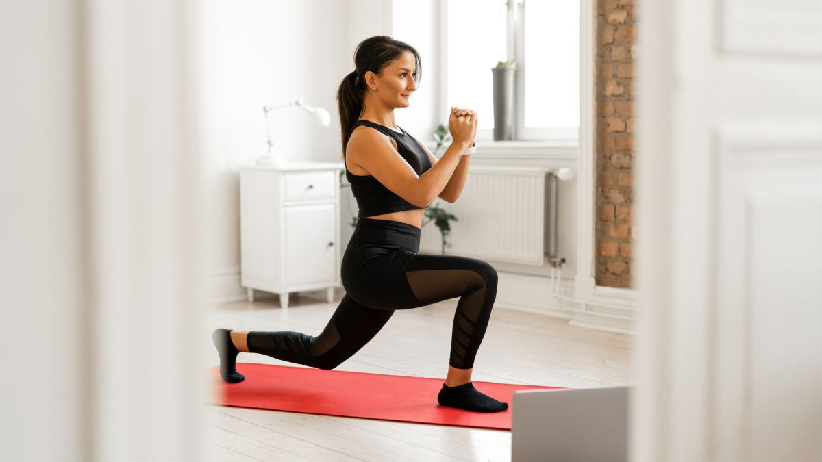 Bad hips? Weak glutes? This 10-minute workout will reverse the damage of sitting