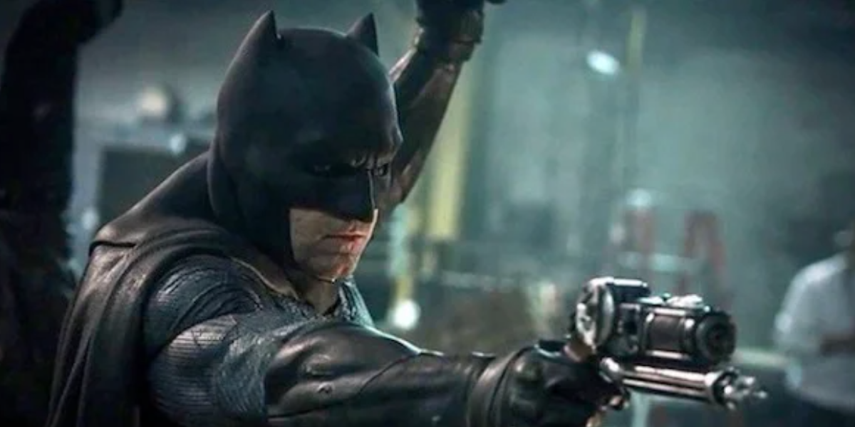 Zack Snyder Reveals New Justice League Footage With Clip Of Ben Affleck's Batman