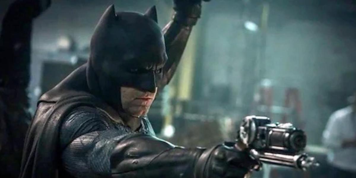 Зак Снайдер показал новые кадры из Лиги справедливости с клипом Бэтмена Бена Аффлека