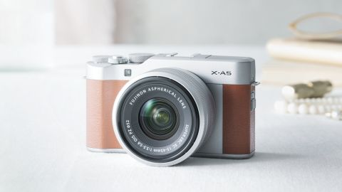 Fujifilm X-A5 review | TechRadar