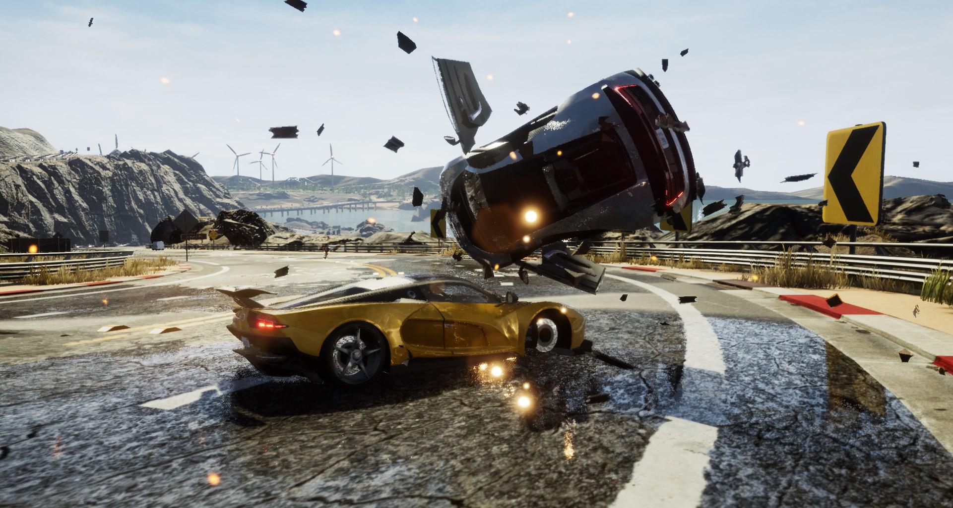 Hasil gambar untuk Dangerous Driving game