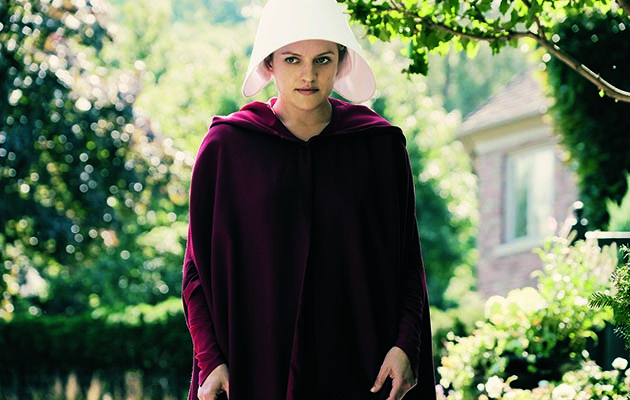 Last week's first episode of this adaptation of Margaret Atwood's terrifyingly dystopian novel ended with Offred (Elisabeth Moss) vowing to survive...