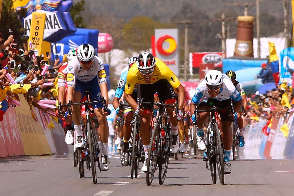 Tour Colombia 2.1: Molano secures third stage win in Zipaquirá