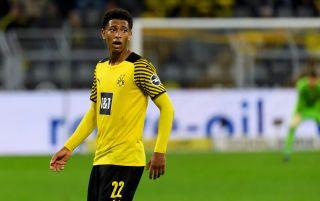 Borussia Dortmund midfielder Jude Bellingham