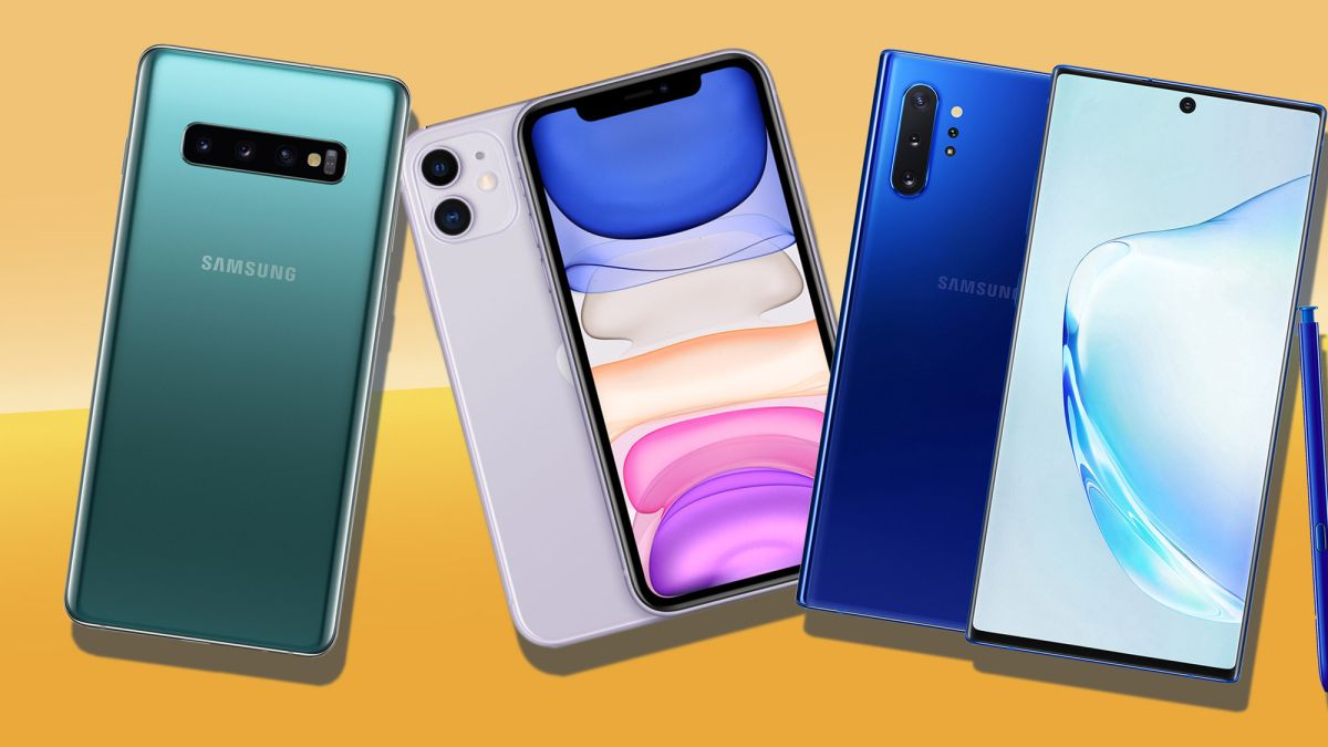 Best Phone In The Us For 2020 The Top 15 Smartphones We Ve Tested