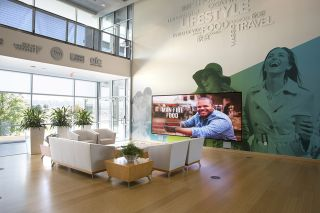 NanoLumens LED Display at Scripps Networks Interactive Headquarters is Built for Longevity