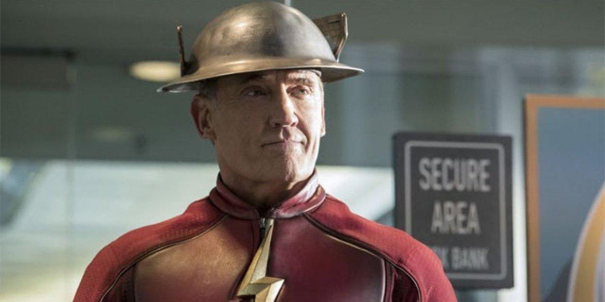 John Wesley Shipp in The Flash