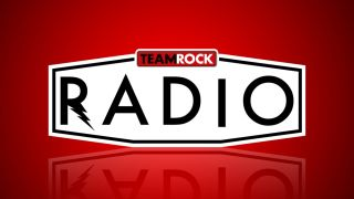 The TeamRock Radio logo