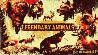 Red Dead Online Legendary Animals