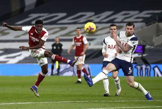 Tottenham Hotspur v Arsenal – Premier League – Tottenham Hotspur Stadium