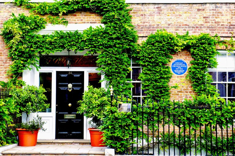 Virginia Woolf house Richmond