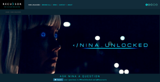 Nina Unlocked SciFi series