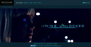 Nina Unlocked SciFi series