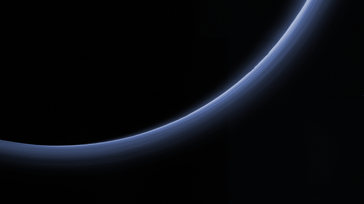 Pluto and Titan are surprisingly hazy, but scientists are fuzzy on exactly why