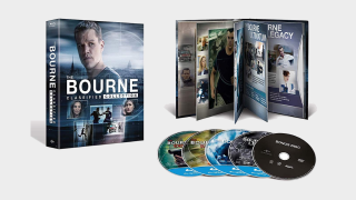 Bourne Classified Collection deal