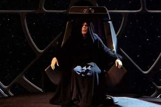 emperor palpatine star wars: the rise of skywalker