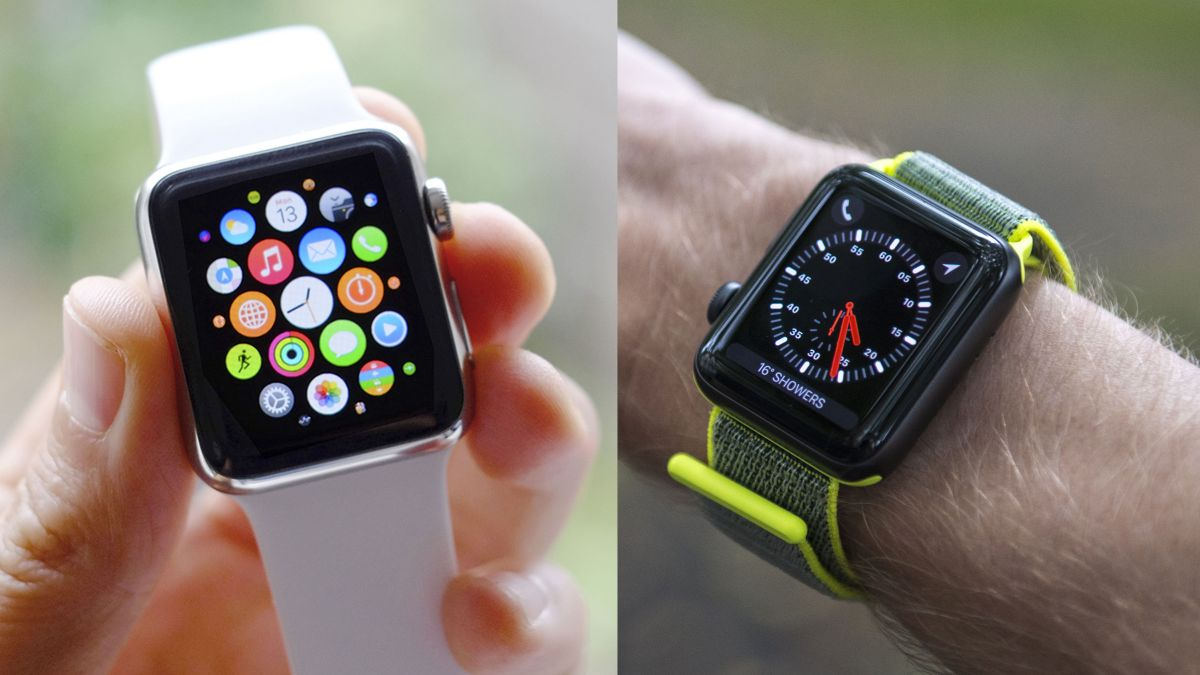 Apple Watch vs Apple Watch 2 vs Apple Watch 3: which is the best for you?