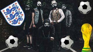 Chuggaboom with footballs
