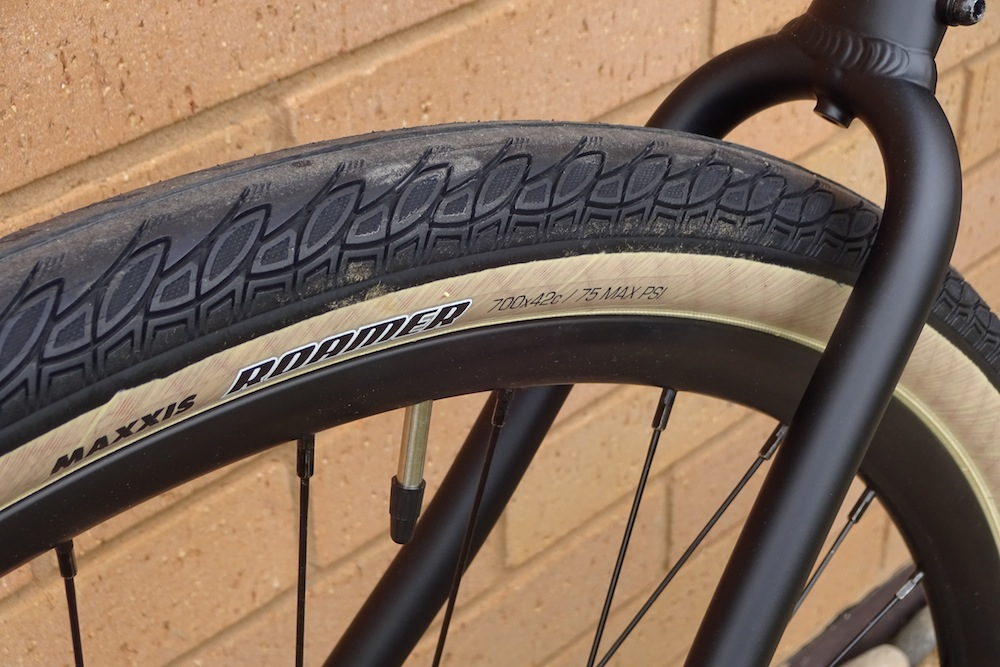 Fat Tyres And Plenty Of Clearance For More