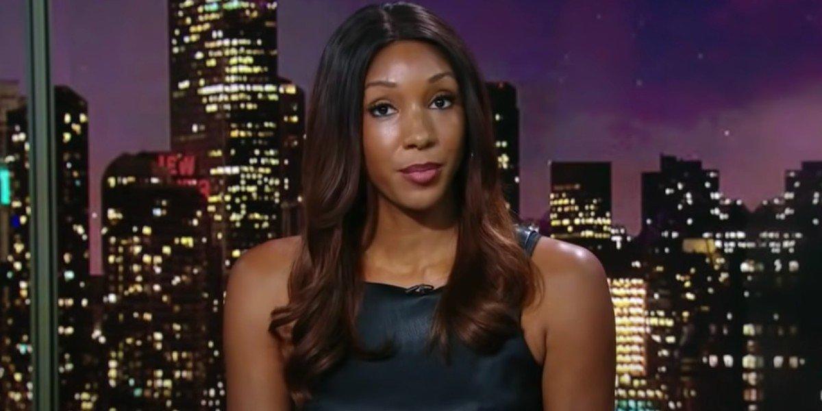 Maria Taylor on ESPN