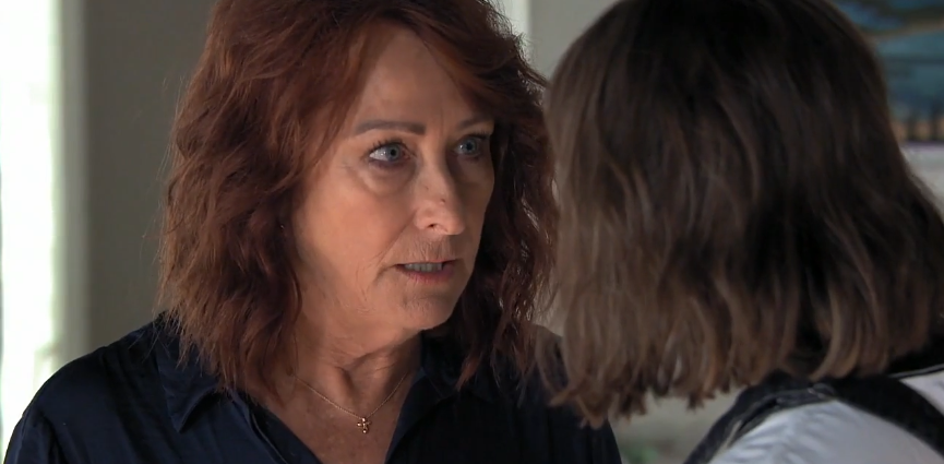 Home and Away, Irene Roberts, Bella Nixon