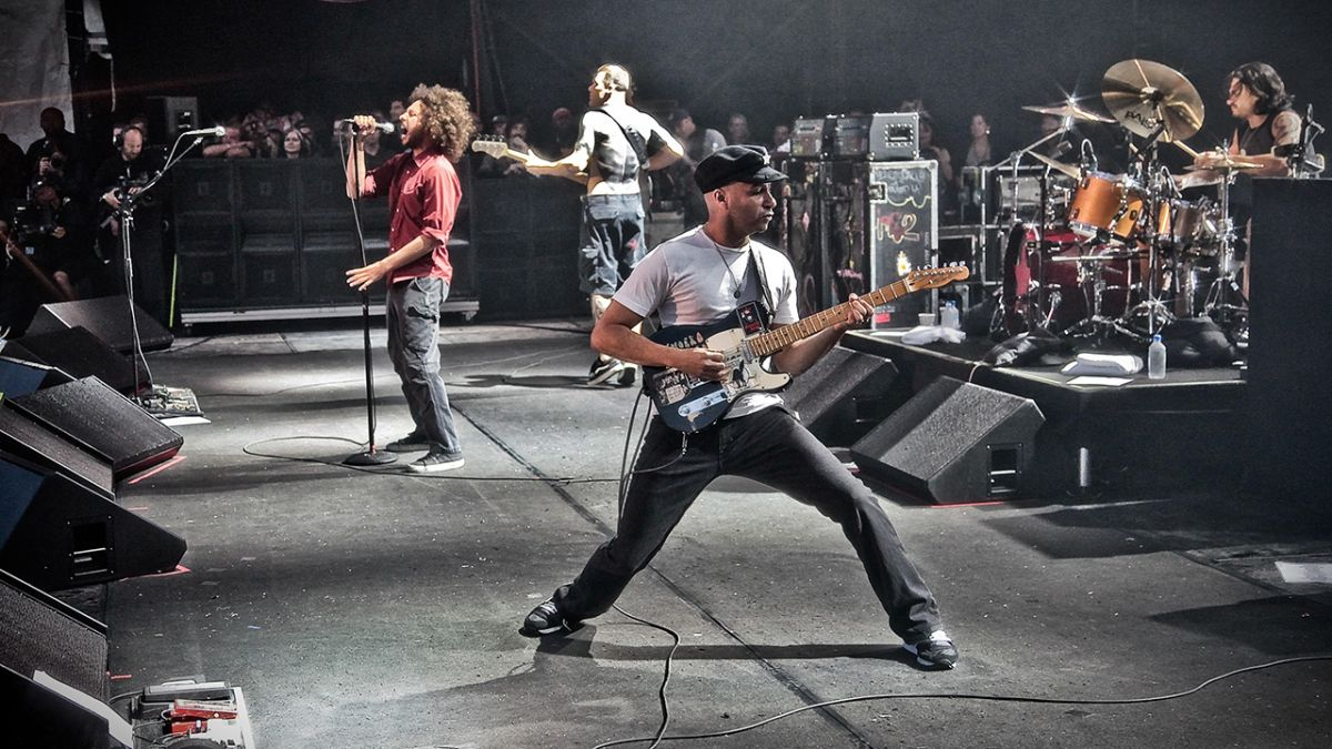 Rage Against The Machine confirmed as Coachella headliners