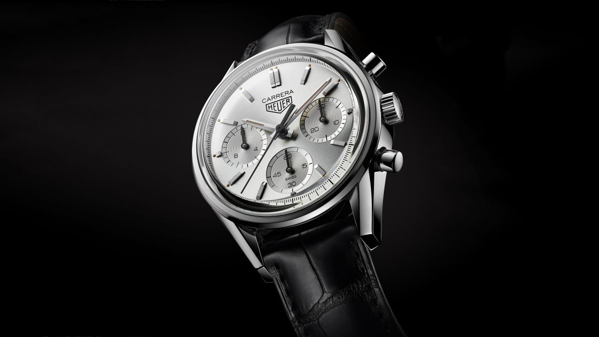 The TAG Heuer Carrera 160 Years Silver Limited Edition is SERIOUSLY desirable