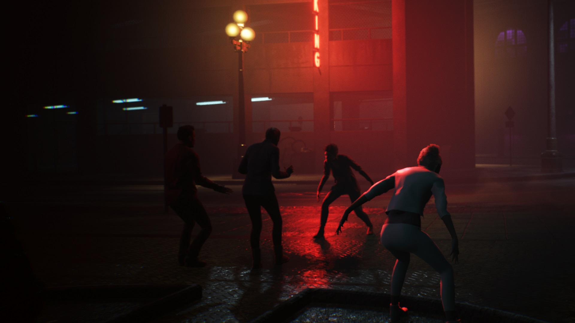 Vampire: The Masquerade—Bloodlines 2's first abilities have