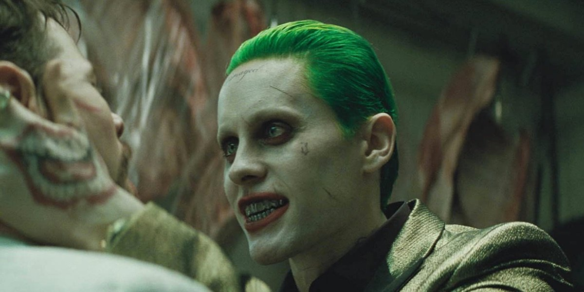 Jared Leto as Joker