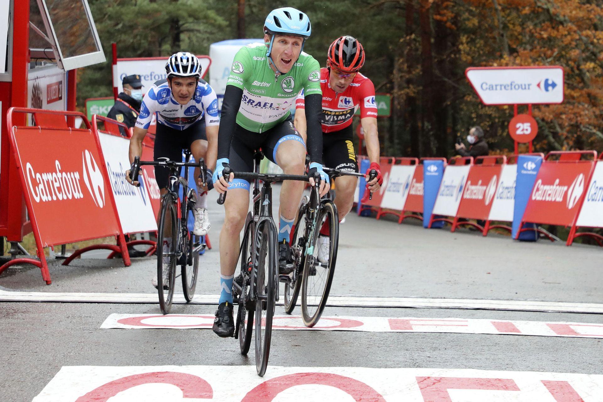 Vuelta a España — этап 3