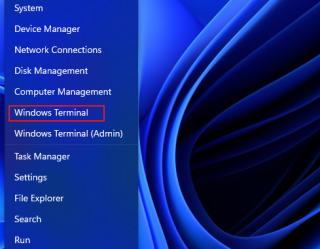MAC Address in Windows 11
