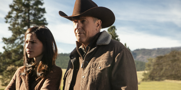 Yellowstone Kevin Costner Kelsey Asbille