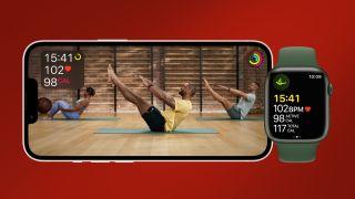 Apple Fitness Plus Pilates