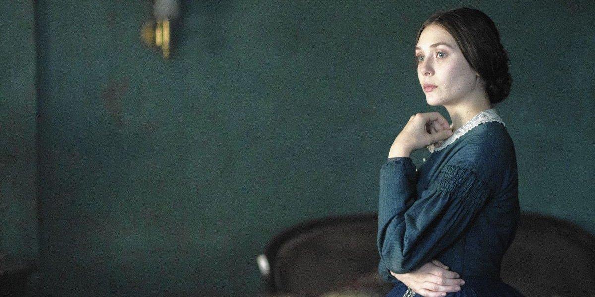 Elizabeth Olsen in In Secret.