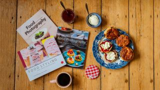 best books on food photography