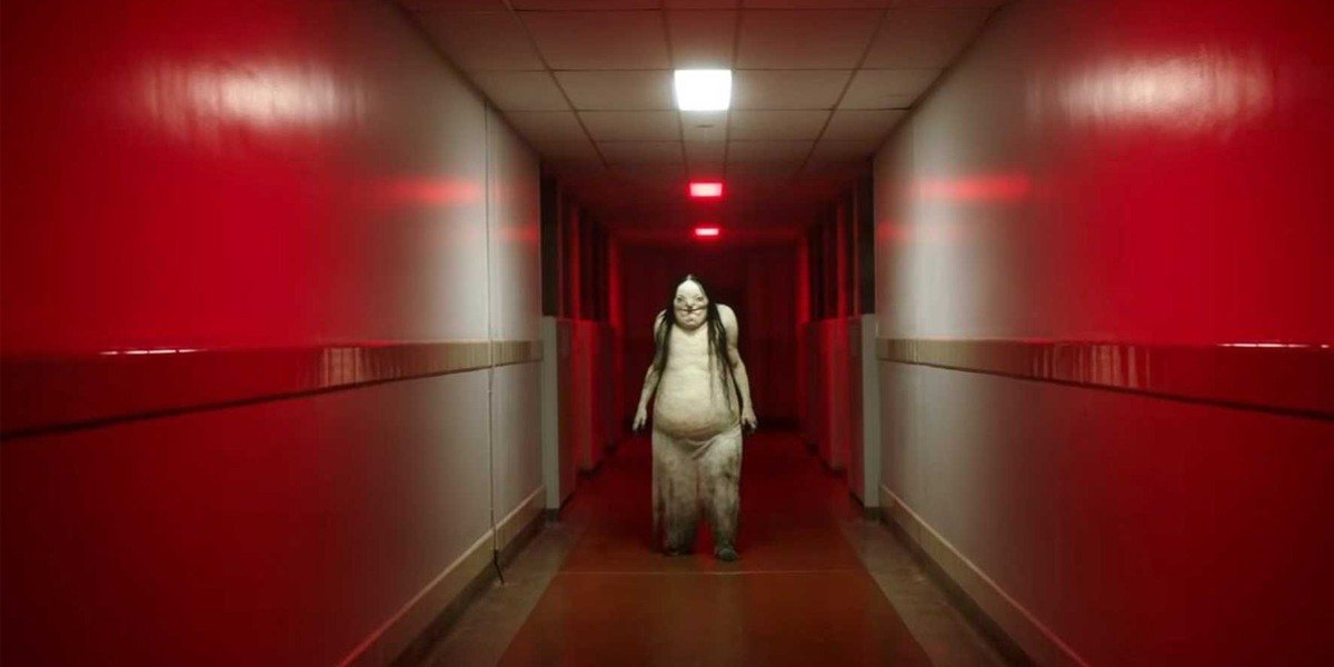 One of the monsters in Scary Stories to Tell in the Dark.