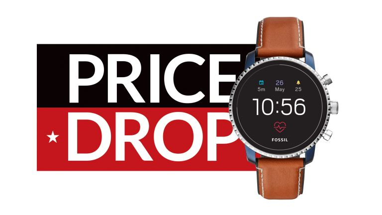 Grab a Fossil smartwatch and save $100 in this Walmart mega deal